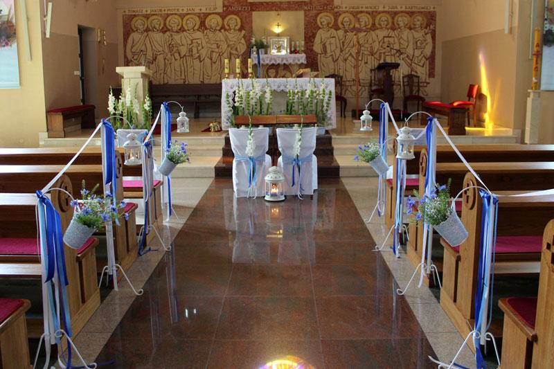 Parviflora Cena Dekoracji Kościoła Bukiety ślubne Wiązanki